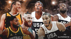 Australia puts Team USA down under, All-NBA Team loses again