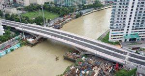 Estrella-Pantaleon bridge opened to the public