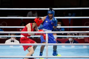 Filipino Boxers are slugging their way to PH 1st Olympic Gold Medal