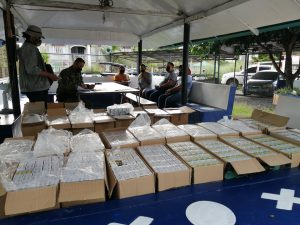 Fake cigarettes worth P1-million seized in Zambales