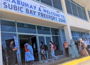 2 OFWs give birth while in Subic quarantine