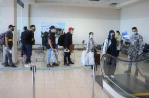 PAL lands 2nd OFW flight at Subic airport