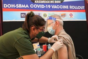 Subic stakeholders urged to get vaccinated