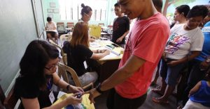 """Youth encouraged to register and vote through """"E-Leksyon"""" campaign"""