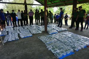 Candidates warned against working with illegal drug syndicates