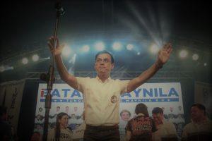 """Mayor Domagoso, itinangging """"secret candidate"""" siya ni Duterte"""
