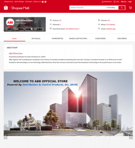ABB clicks with launch of online store in Shopee