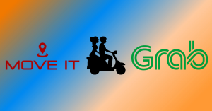 MOVE IT partners with Grab to Offer Motorcycle Taxi Services