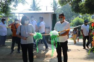 Ika-29 na vaccination site, binuksan sa Hermosa sa Bataan