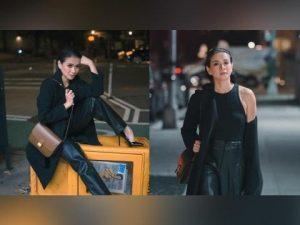 LJ Reyes shuns heartbreak, goes to New York Fashion Week