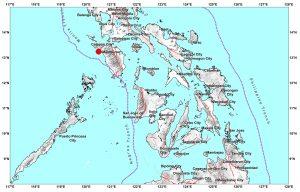Mamburao, Occidental Mindoro, niyanig ng magnitude 4.9 na lindol