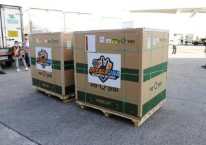 Latest batch of COVID-19 vaccines from Moderna arrive in PH