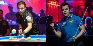 Pinoy cue artists, pasok sa US Open Pool semis