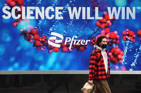 Pfizer began testing of oral antiviral drug to combat COVID-19