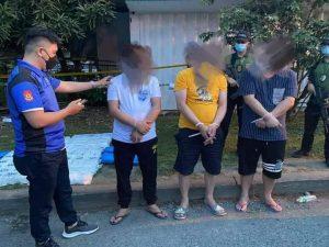 Tatlong Chinese nationals arestado; P544-M halaga ng shabu, nasabat