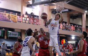 Tropang Giga shows the door on the Gin Kings