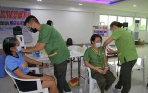 PNP: 74 percent of police force now fully vaccinated