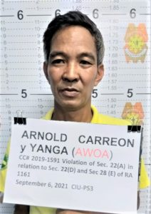 Former contractor nabbed in Subic Freeport for non-payment of SSS share