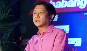 Dating Sen. Bongbong Marcos, tatakbong Presidente sa May 2022