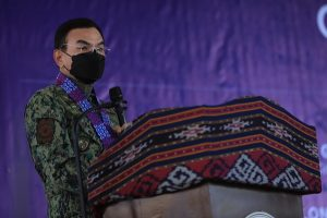 Marawi heroes honored by the PNP during the city's 4th liberation anniversary