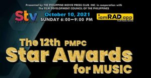 Philippine Movie Press Club (PMPC) 12th Star Awards for Music goes virtual again