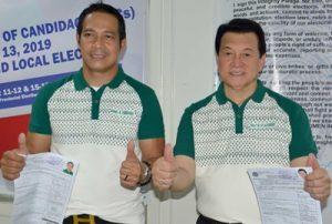 Fernando vs Alvarado in Bulacan 2022 elections