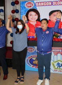 Pacquiao's business manager launches mayoralty bid in Olongapo City
