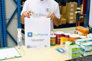 MyPharma offers Convenience at Your Fingertips