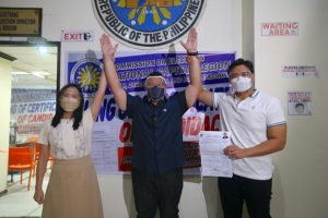 PHOTO: PM Vargas ng Quezon City 5th District, tuloy na sa pagka-kongresista