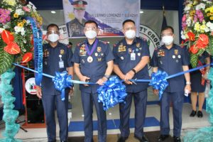 PNP CSG marks 41st year, unveils newly renovated building