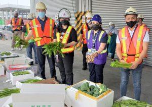 Shipment of illegal fresh veggies worth P15-M seized in Subic Freeport