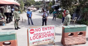 IATF releases latest community quarantine classifications