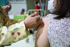 PH begins vaccination of minors; more than 1k adolescents inoculate