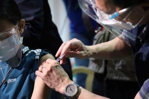 Pilot vaccination implementation sa 12-17 years old, umarangkada na